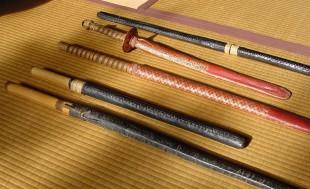 「袋竹刀」を注文するのイメージ