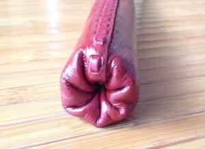 袋しない 赤色 ③